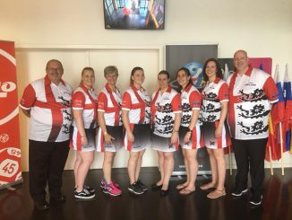Team England Women EWC 2018