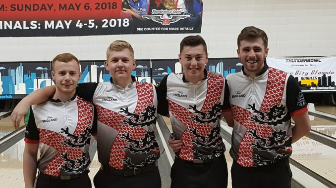 team england wyc boys
