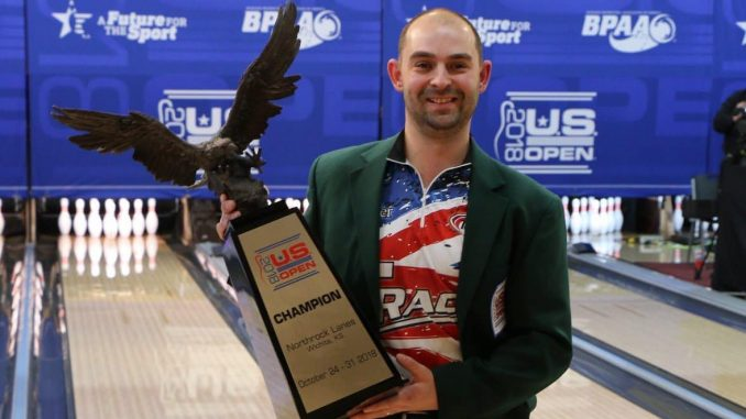 Dom Barrett, 2018 US Open Champion