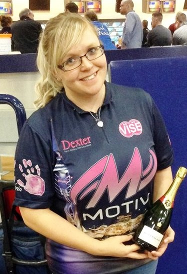 Hayley Russell BTBA Tour Winner 2018