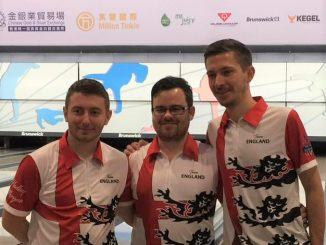 Team England Trios Team