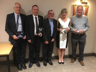 2019 BTBA Senior Awards Winners