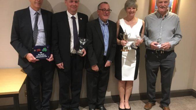 2019 BTBA Senior Awards Winners
